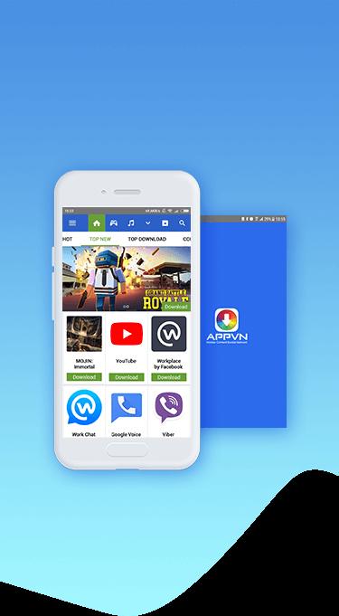 Tải Appvn -  Kho tải ứng dụng và game cho Android miễn phí n (n=1,2…)